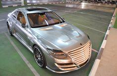 Mercedes-Benz ASMA Design PhantASMA CL65 Wide Body