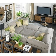 I would never leave this couch.