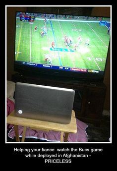 I would SO do this!! Mostly cause I would expect him to do this for me and a Sooners Game!! ~LJL