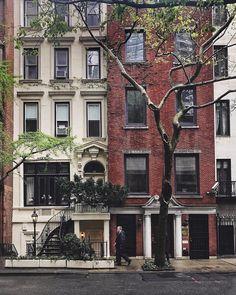North America - Upper east side New York City, USA