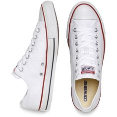 Converse Chuck OX Sneaker found on Polyvore