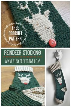 The Fox Crochet Stocking is a additional graph for Sincerly, Pam Reindeer Stocking. Use this graph with Pamela's pattern to make a fow stocking. Crochet Christmas Stocking Pattern, Crochet Stocking, Holiday Crochet, Crochet Christmas Stockings, Crochet Winter, Christmas Knitting, Free Crochet, Knit Crochet, Crochet Hats