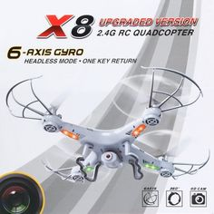 Bayangtoys RC Quadcopter Drone 6 Axis Gyro Helicopter Camera for sale online Drones, Drone Quadcopter, Micro Drone, Drone With Hd Camera, Video Camera, Remote Control Drone, Radio Control, Videos, Mini