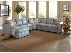 Braxton Culler Living Room Northfield Sectional 550 Sectional   Matter  Brothersu2026