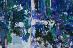 Quatuor II for Betsy Jolas (1976), dét., Joan Mitchell (1926-1992), musée de Grenoble (Isère, France) by Denis Trente-Huittessan, via Flickr