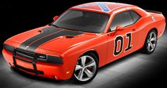 New Challenger General Lee. Wow!
