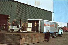 ○ Kühlauflieger ALKA ( Orlican ) in Sovtransavto mit Skoda 706 Transportation, Trucks, Vintage, Greece, History, Truck, Track, Vintage Comics