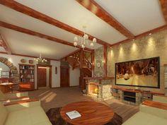 шале Home Decor, Spaces, Interior Design, Home Interiors, Decoration Home, Interior Decorating, Home Improvement
