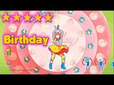 Just Dance 2015 - Birthday Just Dance Song, Just Dance Kids, Happy Birthday Video, Birthday Songs, Brain Break Videos, Dance 2015, Broken Video, Jazz Songs, Classroom Birthday