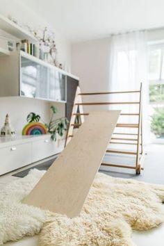 Kostenlose Bauanleitung – Pikler Dreieck Sprossendreieck