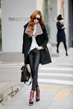 www.itsmestyle.com #fashion #kfashion #asianstyle #itsmestyle #korean #kpop #womens fashion #lovely #cute #ulzzang #coat #jacket #leggings #pants #shoes #chic #dress #lovely #skirt #modern #citylook #winter #warm