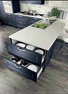 Great storage and organization