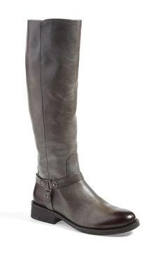 love the color of these!!  Vince Camuto 'Farren' Riding Boot (Wide Calf) (Women) available at #Nordstrom