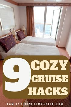 You can have a fantastic cruise in even the tiniest cabins. Use these simple cruise hacks from veteran cruisers to help organize! Make your cabin feel comfortable and spacious. Discover how to make the best use of all available space for your family. Packing For A Cruise, Cruise Travel, Cruise Vacation, Disney Cruise, Shopping Travel, Beach Travel, Packing Tips, Alaska Cruise Tips, Cruise Pictures