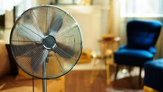 Floor Standing Fan, Homemade Ac, Electricity Usage, Portable Fan, Nook And Cranny, Electric Fan, Small Bottles, Energy Efficiency, Cleaning Hacks