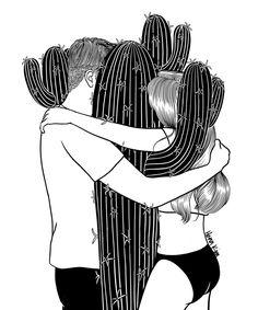 El amor puede lastimarte aveces... pero es la única cosa que conozco