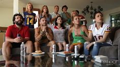 The Flip Side – Football Party view of the game...funny!!