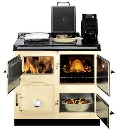 An AGA cooker if the climate is cool enough.