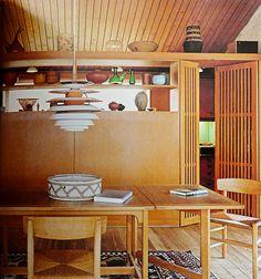 borge mogensen_dining area