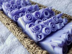 Lavender Handmade Soap by DirtyDeedsSoaps on Etsy Soap Carving, Soap Maker, Best Soap, Lavender Soap, Soap Packaging, Lotion Bars, Cold Process Soap, Soap Recipes, Home Made Soap