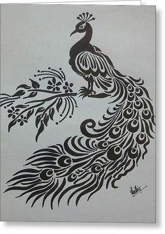 pencil-sketch-of-peacock-kanaga-rajesh.jpg (454×646)