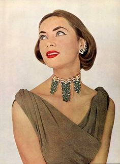 Jewelry by Van Cleef & Arpels, 1955