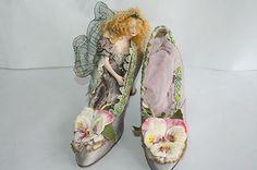 """Shoe Fairy"" by Stephanie Blythe Susan Snodgrass Mint | eBay"