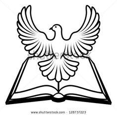 Image result for Holy Spirit Worksheets Printable Dove