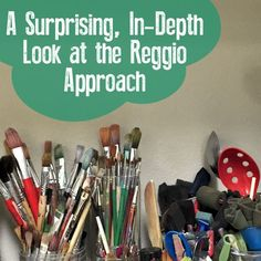 A must read for any teacher-A Surprising, In-Depth Look at the Reggio Approach