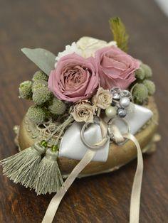 Ring Bearer Pillows, Ring Pillow Wedding, Wedding Crafts, Napkin Rings, Wedding Inspiration, Wedding Ideas, Diy And Crafts, Wedding Planning, Bouquet