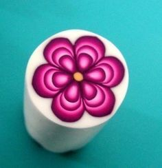 TUTORIAL  How to make a triple petal flower cane  By by marsdesign,