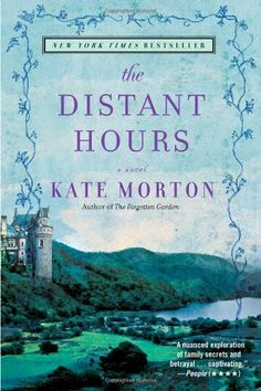 The Distant Hours by Kate Morton -- Besides Southern Gothic, I also love British Gothic. I've read two of her's and can't wait to read the rest.