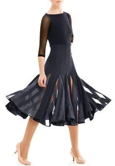 Ice Dance Dresses, Ballroom Dance Dresses, Dance Outfits, Chic Outfits, Hourglass Dress, Tango Dress, Figure Skating Dresses, Champion Wear, Dance Wear