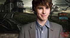 """""""I think people who are different don't know they're different because they have nothing to compare it to. Motel Bates, Bates Motel Season 4, Norman Bates, Freddie Highmore, Newest Horror Movies, Movies Coming Out, Tv Shows, Take That, Hollywood"""
