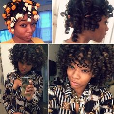 Do you love perm rods as much as we do. Check out of gallery of 20 women with awesome perm rod sets that we are in love with.