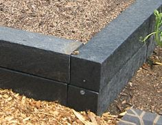 Retaining Wall Lumber Made From Plastic Pots I Love That This Program Exists In St Louis