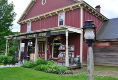 Home In new England  The Vermont Country Store - Getting to go to Vermont was a dream come true!
