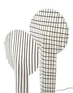 Настольный светильник PAPER LAMP by ROSET ITALIA дизайн René Barba