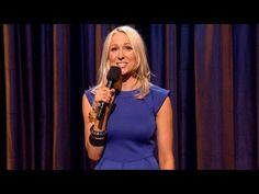KU grad Nikki Glaser performs stand-up on 'Conan'