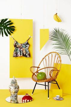 Palms and bright yellow love  #myaltparty #altlovesmaurices