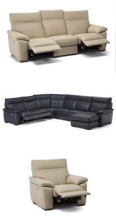 Technologia Motion gwarantuje niekończące się chwile relaksu. Jest również bardzo, wygodna i posiada elektrycznie regulowany zagłówek, który doprowadzi Cię do szaleństwa. #furniture #interiordesign #sofa #natuzzi #home #meble #kanapy #armchair #sofas #cornersofa Couch, Furniture, Home Decor, Settee, Decoration Home, Sofa, Room Decor, Home Furnishings, Sofas