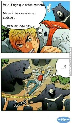 When Around a Bear Just Play Dead – Mega Memes LOL! When Around a Bear Just Play Dead Mega Memes LOL shares a new meme every hour of every day: Mega Memes LOL The post When Around a Bear Just Play Dead appeared on Mega Memes LOL – . Really Funny Memes, Stupid Funny Memes, Funny Relatable Memes, Haha Funny, Funny Posts, Funny Cute, Funny Stuff, Funny Shit, Cute Comics