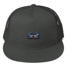 Snapback Mens Womens Adjustable Rock Cap Dad Mesh Hat Boston-Whaler-Logo