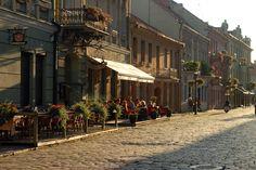 Kaunas, Lithuania. Lietuva