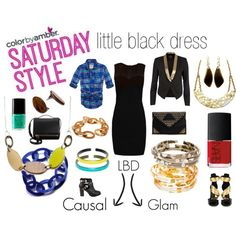 """Saturday Style"" by colorbyamber on Polyvore www.kieranfaw.mycolorbyamber.com"
