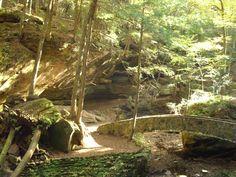Old Man's Cave...Hocking Hills... Logan, OH