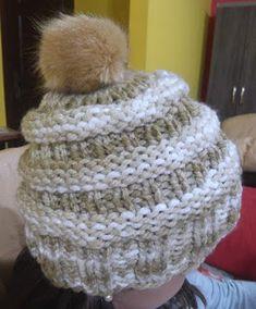 CC Beanie com Gorro Fácil Colors. Claudio Rocha · Gorro de croché e trico · Touca  mesclada unissex ... db01158d1c2