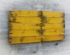 Blank Pallet Wood Panel Plaque  Naturally Distressed by ASPauljoy, $42.00