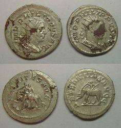 Na poklad s buldozerem; aneb depot 3 339 římských mincí ze 3. století odhalen při zemních pracích | LovecPokladu.cz