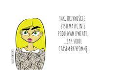 Woman's Art from pokreślonewgłowie funny, sarcasm, , kobieta, rysunek, ilustracja Poland